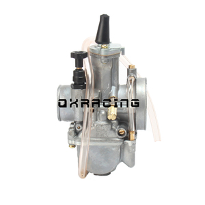 Image 3 - 2T 4T אוניברסלי אופנוע קרבורטור Carburador 21 24 26 28 30 32 34mm עם כוח Jet עבור מירוץ oko Moto
