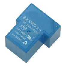 1 шт. SLA-12VDC-SL-A 12 В DC мощность реле PCB ТИП