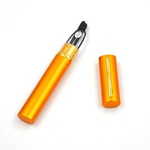 Image 5 - Di alta Qualità Ultra Slim Trim Occhiali Da Lettura, Metallo Mini Tubo Lettore, 10 pz/lotto Trasporto Libero includono + 1.25 + 1.75 + 2.25 + 2.75