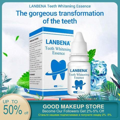 Teeths 10ml Lanbena Teeth Whitening Essence Liquid Oral H In