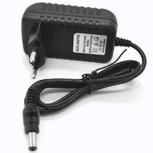 OcioDual Универсальный chargeur 2A 5 в черный разъем ЕС 5,5 мм AC DC 2 Pin Европейский настенный Фидер маршрутизатор трансформатор
