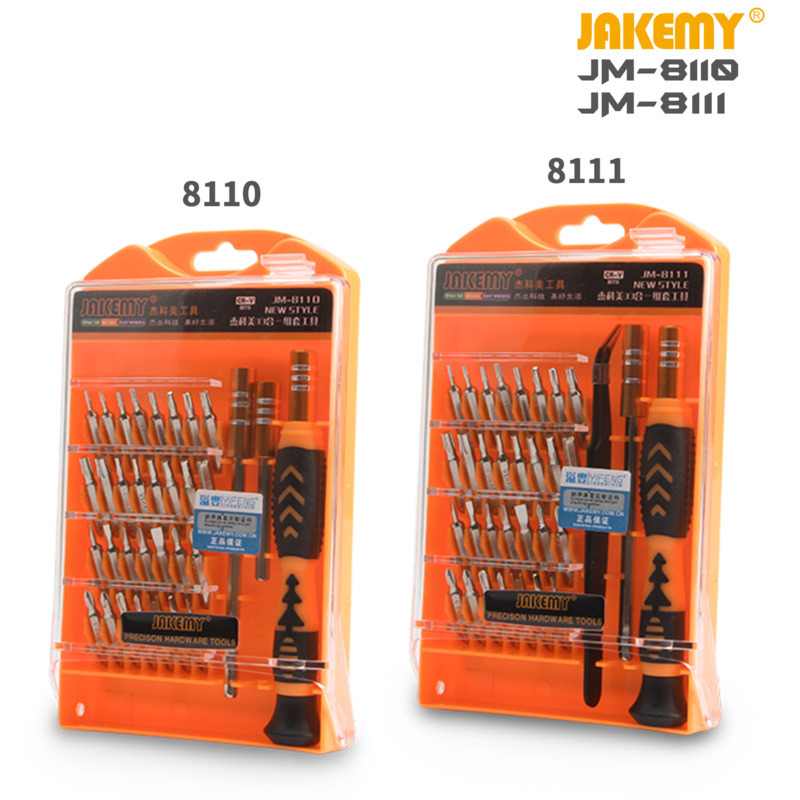 JAKEMY JM-8111 Precision Screwdriver DIY Repair <font><b>Tool</b></font> Gadgets set for <font><b>Electronic</b></font> Cellphone Computer image