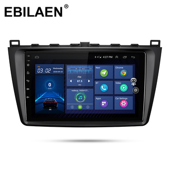 EBILAEN Car Radio Multimedia player For Mazda 6 GH II Ultra 2008-2015 Android 10 Autoradio GPS Navigation Tape recorder Mazda6 image