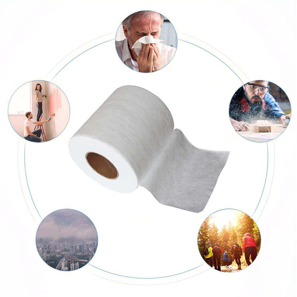 Cloth Mask Nonwoven Fabric Filter Fabric Meltblown Fabrics Grade Disease Avoid Crown With A Mask Gifts