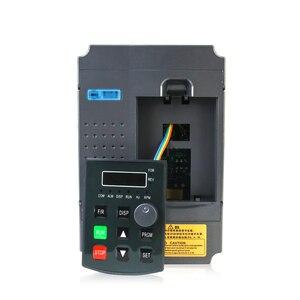Image 3 - Variateur de fréquence VFD pour moteur triphasé 220 kw, 220V, entrée monophasée, variateur, entrée 220v, sortie 3 phases, vitesse réglable