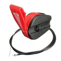 Grasmaaier Gaskabel Universele Schakelaar Deurkruk Kit Voor Elektrische Benzine Grasmaaiers K888-in Tuinkarren van Huis & Tuin op