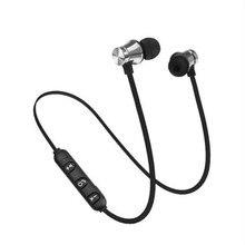 NEUE Magnetische Bluetooth Kopfhörer Sport Drahtlose Kopfhörer Bluetooth Headset Freisprecheinrichtung Earbuds Mit Mic Für Huawei Xiaomi Samsung