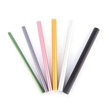 6 pièces/ensemble acrylique C courbe façonnage bâton français cristal UV Gel pointe constructeur forme Guide moule Pro manucure Art Design Kit