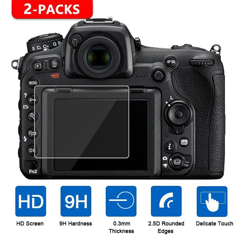 Screen-Protector D500 D3400 D750 D7100 D810 D800 Tempered-Glass D850 for Nikon D7200/D7100/D5600/..