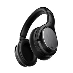 M1 Active Noise Cancelling  Deep Bass Wireless Headphones Bluetooth Headset  Adjustable Earphones With Microphone For PC Phone