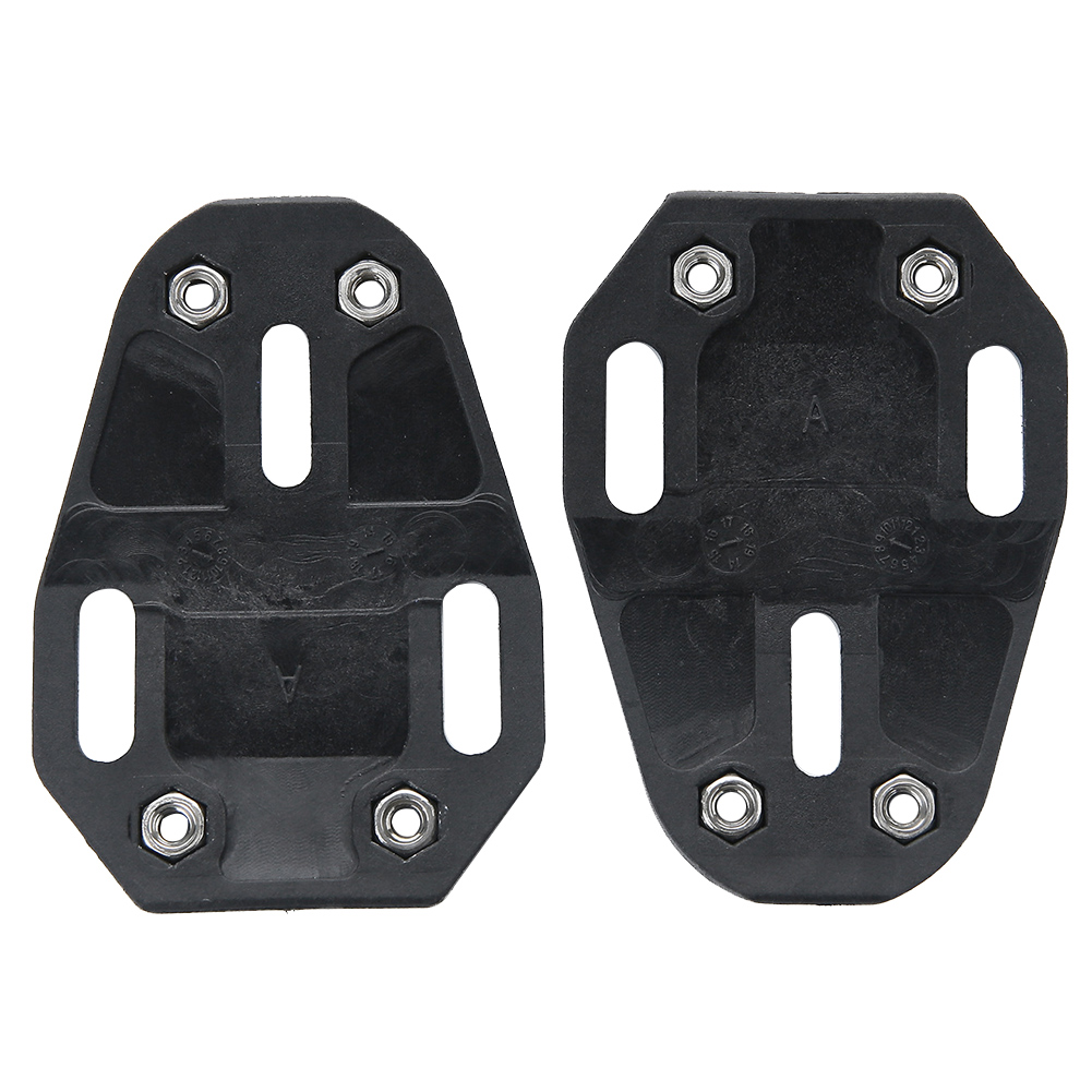 74g 1pair 7075-T6 Aluminum Cleats Cover Pedals Lock Plate For SpeedPlay Zero