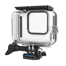 Waterproof Cases For Gopro Hero 8 Black Sports Camera Waterproof Cases For Gopro 8 Accessories Action Video Cameras Accessories(China)