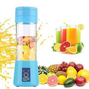 Smoothie Blender Electric-Juicer-Machine Usb-Mixer Food-Processor Cup-Juice Mini