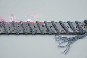 Image 5 - Nouveau 6 pièces amant fil épais pour fils à tricoter tricoté à la main lanas para tejer coton crochet laine aiguilles tissé à la main t49