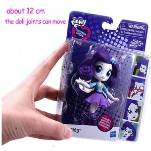 Image 2 - My Little Pony Mô Hình Búp Bê Celestia Khớp Di Chuyển Rainbow Dash Nhựa PVC Trong Hoạt Bộ Hot Đồ Chơi Dành Cho Trẻ Em bonecas