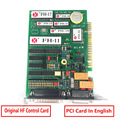 WEDM оригинальная ВЧ-карта и система управления  Расширительная карта PCI версия Win 7 для многорезки для станка с ЧПУ EDM