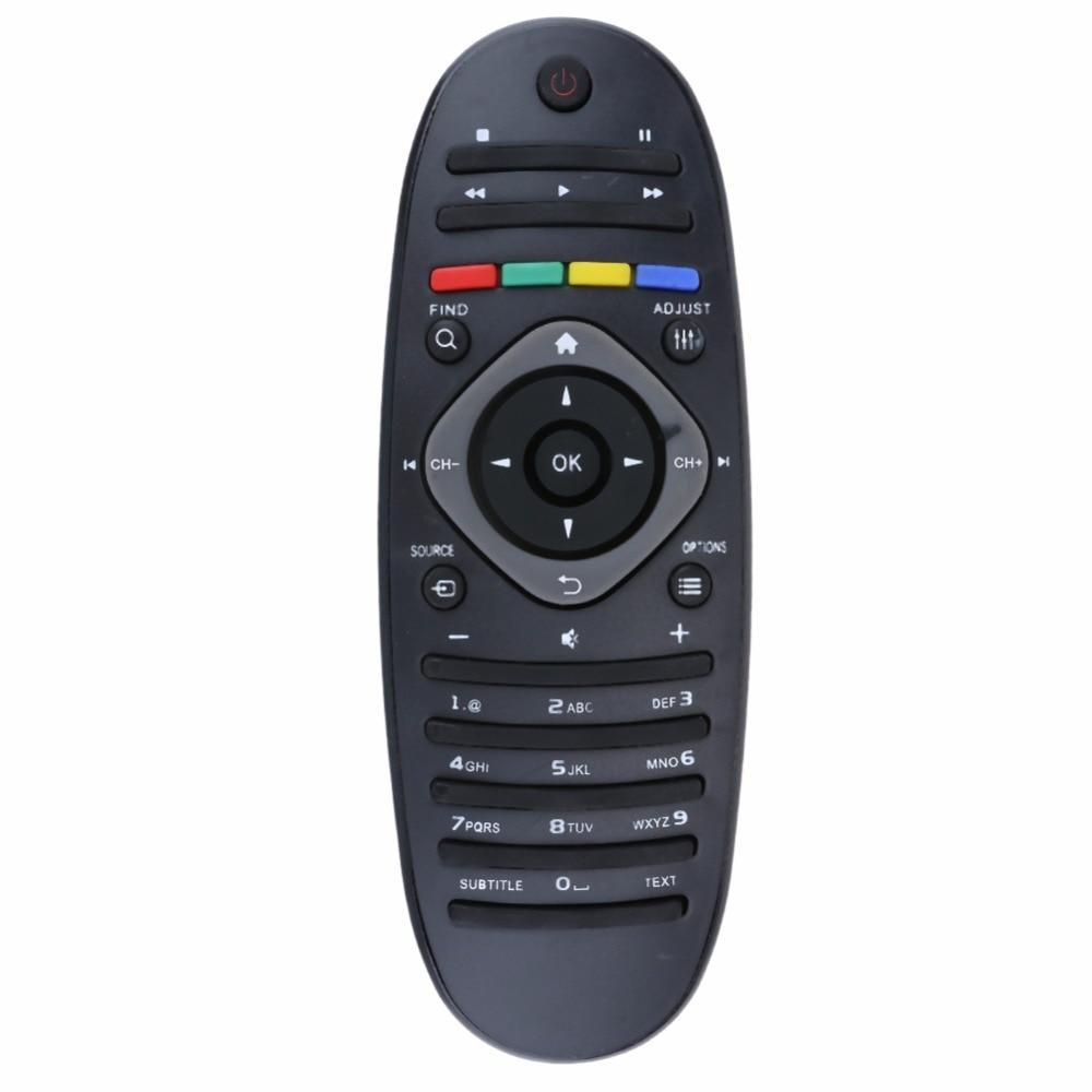 1 unidad de Control remoto Universal de TV Digital inteligente Control remoto de repuesto dedicado para Control remoto Philips TV/DVD/AUX Cymye rc coche 6141 4WD 1/16 escala 2,4G Control remoto fuera de carretera vehículo escalada RC Buggy