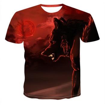 2020 Newest 3D T-shirt 3D Summer Fashion T-shirt T Shirt for Man Punk Short Sleeve O-hals Vintage Vintage T Shirt Anime T-shirt t shirt trussardi t shirt