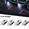 Для Dodge Challenger SRT скат пакет демон Зарядное устройство Hellcat RT пчелиного дверь логотипа автомобиля светильник светодиодный проектор Ghost Shadow эм...