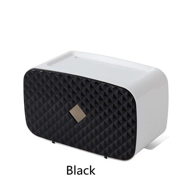 single-layer black