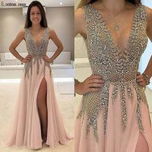 Платье для выпускного вечера bbonlinedress шифоновое вечернее
