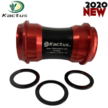 цена на Kactus PF30 PF3024 Bicycle Ceramic Bearing Bottom Brackets for MTB Bike 68 / 73mm Press Fit BB Axis Parts for SRAM GXP Crankset