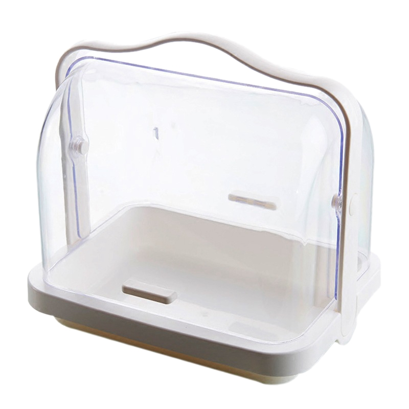 Kitchen Bread Storage Box Plastic First Aid Medicine Storage Box Cosmetic Organizer Multifunctional Flip Medicine Bread Boxes|Storage Boxes & Bins| |  - title=