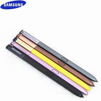 Oryginalny długopis stylus do SAMSUNG Galaxy Note 9 S długopis Note9 EJ-PN960 pióro dotykowe do SAMSUNG Galaxy Note 8 S długopis Note8 EJ-PN950 tanie i dobre opinie EJ-PN960 EJ-PN950 Z tworzywa sztucznego