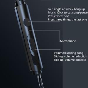 Image 4 - หูฟังสำหรับเล่นเกมหูฟังประเภท C สายควบคุมชุดหูฟังสเตอริโอกีฬาหูฟังพร้อมไมโครโฟนสำหรับ Xiaomi Huawei Samsung SH *