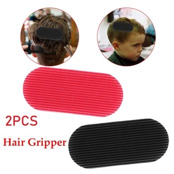 2pcs Men's Hair Gripper No trace Holder New Trimming sticker Styling Cutting Barber Accessories - discount item  30% OFF Hair Care & Styling