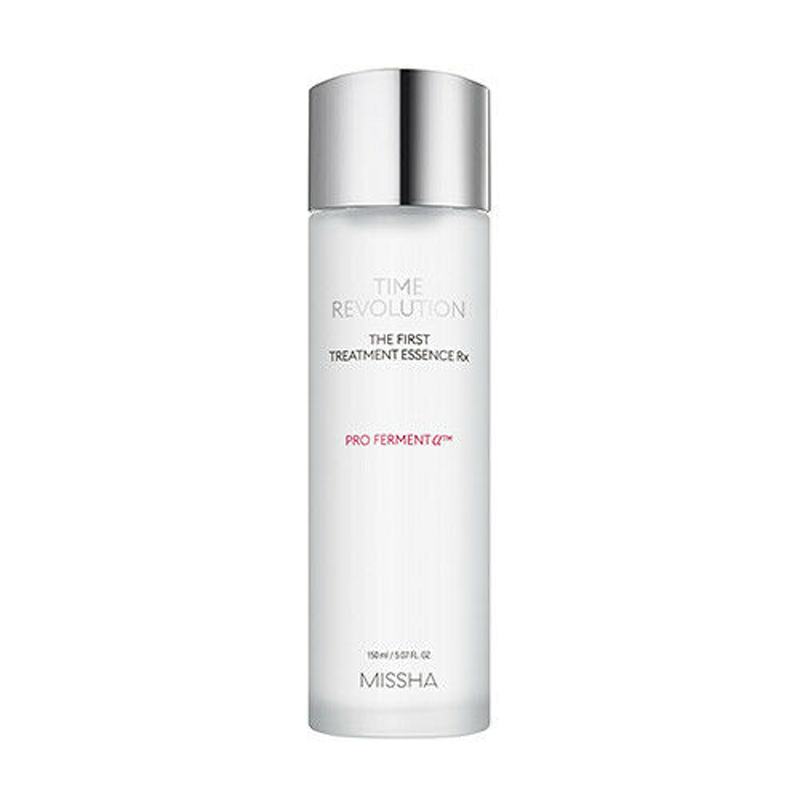 MISSHA Time Revolution The First Treatment Essence 150ml Facial Serum Anti Wrinkle Moisturizing Cream Face Care Korean Cosmetics