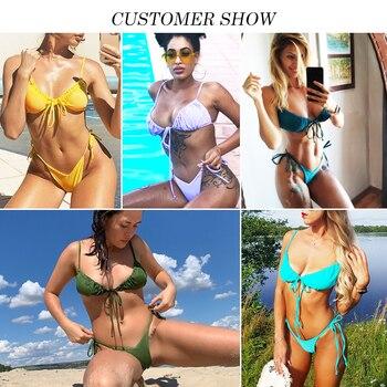 In-X Brazilian Micro String Bikini 4