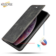 Retro Leather Case For Samsung A8 S9 A10 A30 For A10S Note 5 8 9 10 Plus A10E A20E A70 S6 S7 Edge A40 M10 A9 A7 S8/S9/S10 Plus(China)