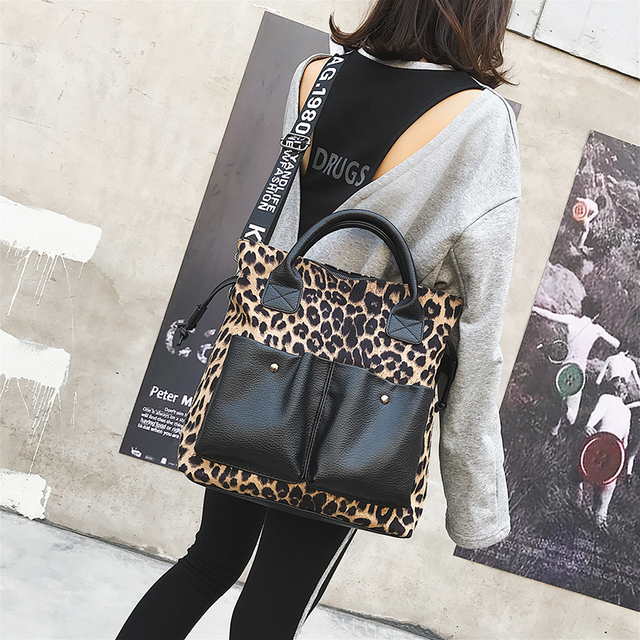2021 women bags luxury designer handbags Cross body bags for women Leopard shoulder bag purses tote summer shopper bag 2