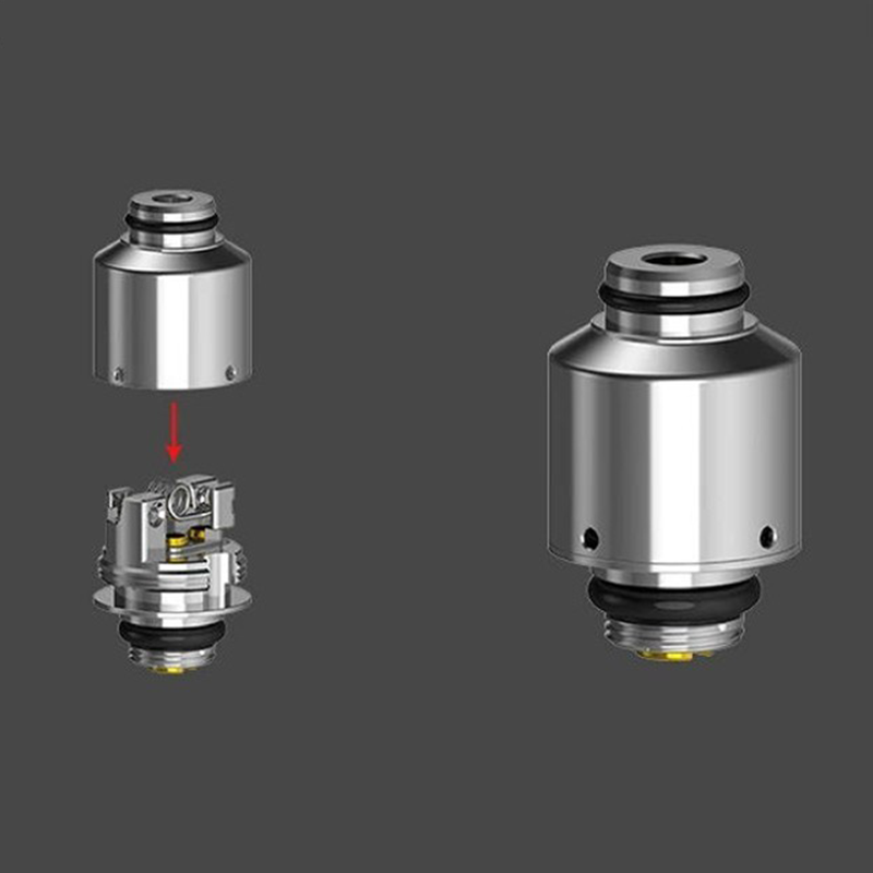 1pcs/pack G-taste Asvape Hita Mech Replacement RBA Coil For Asvape Hita Mech Pod System Kit 1000mAh Replacement Coil