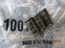 10 Uds nuevos ELNA RFS SILMIC II 63V100UF 12,5X25 MM SILMICII 100UF 63V Gran oferta SILMIC2 100 uF/63 V audio condensador 63V 100uF
