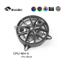 Water-Block Bykski for Inter Rbw-Lighting-System Hub-Cpu Wheels CPU-WH-X