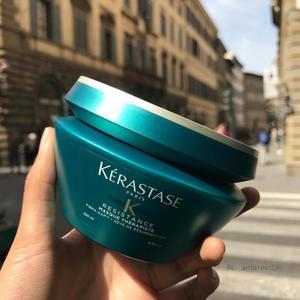 kerastase Strengthened Dense Repair Hair Membrane 200 ml 12 Grade Repair Damaged Strength and Toughness Hair Silk by Perm Dyeing(China)