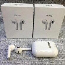 I8 TWS Bluetooth Earphones Stereo Wireless EarPods SPORT
