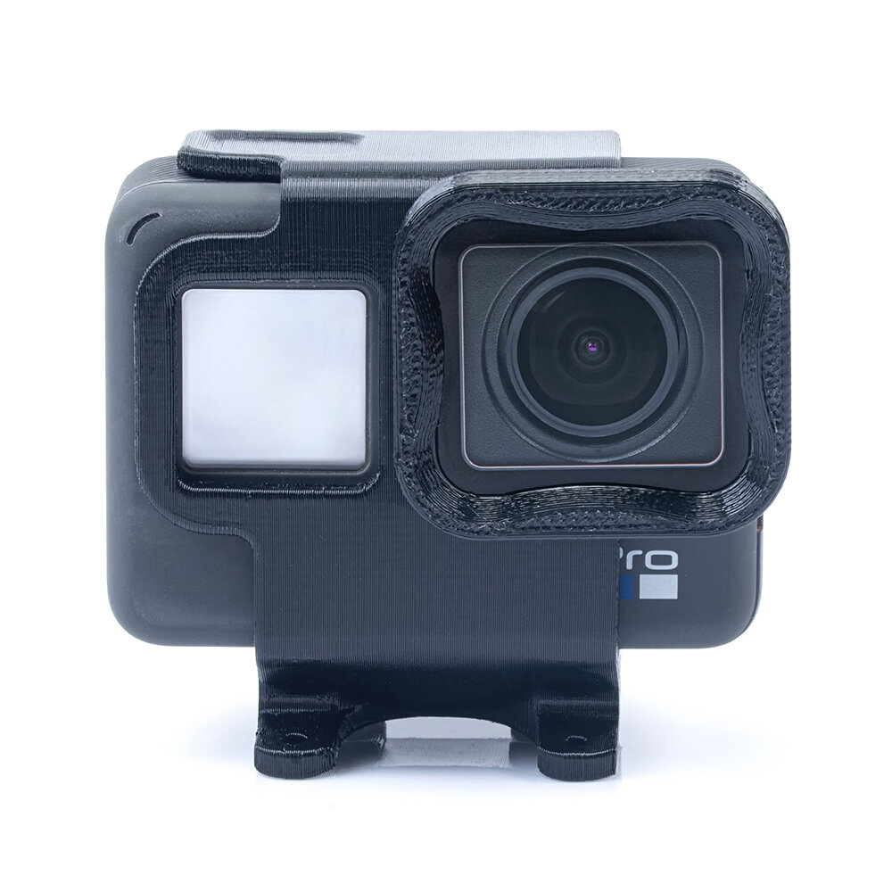 Diatone MXC TAYCAN 349 369 12/15 Degree TPU Camera Mount Parts For Gopro HERO 7/8 Cinewhoop Duct FPV Racing Drone
