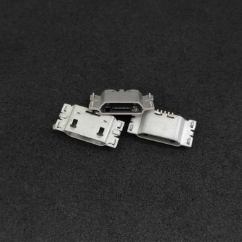 20pcs For Asus ZenFone Go TV ZB551KL X013D micro usb charge charging connector plug dock socket port image