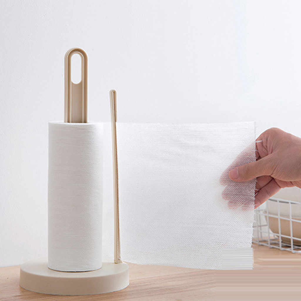 Paper Towel Holder Toilet Roll Paper Towel Rack Stand Holder Dining Kitchen Roll Paper Holder Toilet Towel Barthroom Bano Py Portable Toilet Paper Holders Aliexpress