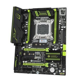 Image 5 - HuananzhiゴールデンX79マザーボードLGA2011コンボE5 1650 C2 4個のx 4ギガバイト = 16ギガバイト1600 pci e nvme M.2 ssd USB3.0ヒートシンク