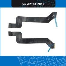 2019 年 16 インチA2141 トラックパッドフレックスケーブル 821 02250 A macbook proの網膜touchbarタッチパッドケーブル交換emc 3347