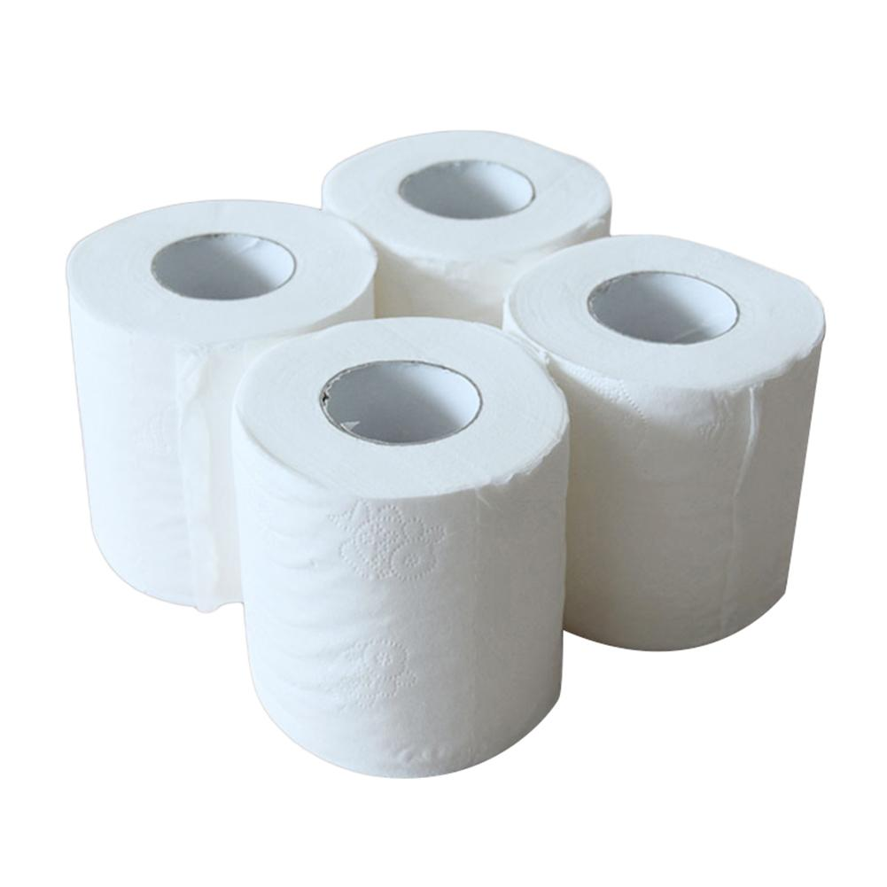 10 Rolls 3-Ply Soft Skin Friendly Home Hotel Office Bathroom Toilet Paper Tissue