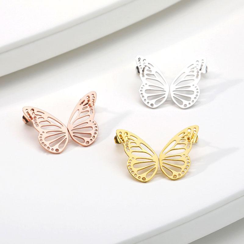 蝴蝶耳环-1
