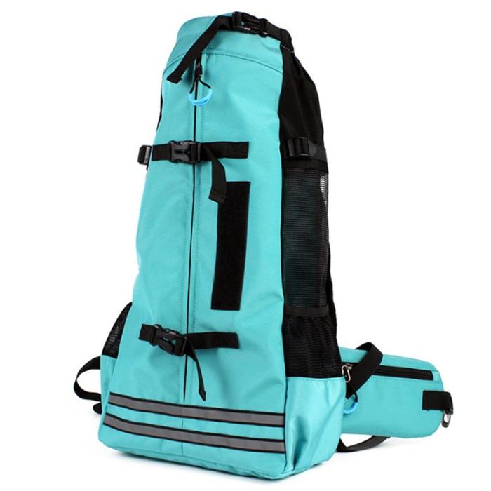 dog backpack for biking