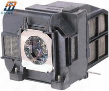 מקרן מנורת עבור ELPLP75 עבור EPSON EB 1940W EB 1945W EB 1950 EB 1955 EB 1960 EB 1965 H471B PowerLite 1940W עם דיור