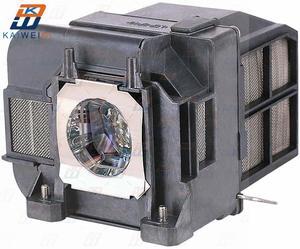 Image 1 - Lampa projektora dla ELPLP75 do projektora EPSON EB 1940W EB 1945W EB 1950 EB 1955 EB 1960 EB 1965 H471B PowerLite 1940W z obudową