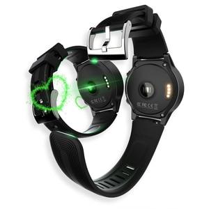 "Image 4 - LOKMAT SMA TK04 חכם שעון טלפון 1.3 ""מסך BT3.0 + 4.0 מד צעדים קצב לב אזעקה מרחוק מצלמה GPS ספורט Smartwatch גברים נשים"